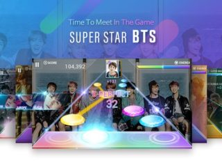 superstar bts 攻略