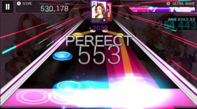 superstar smtown 遊び方