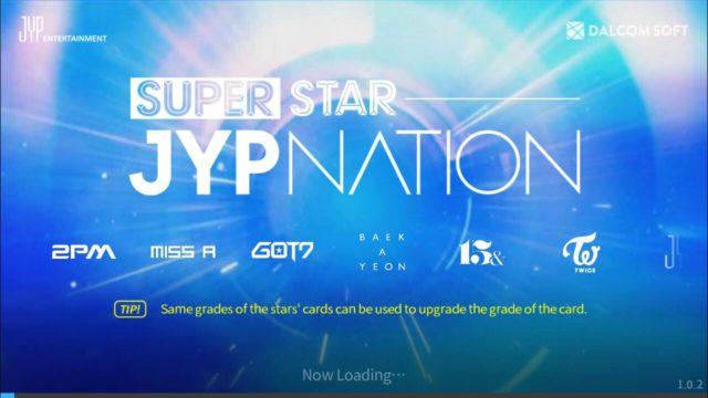 superstar jypnation ダウンロード 入れ方 iPhone Android