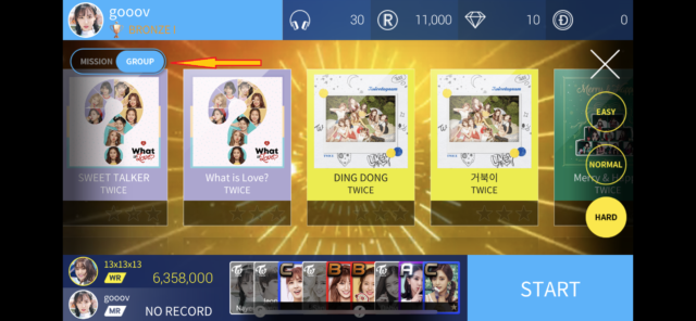 superstar jypnation twice