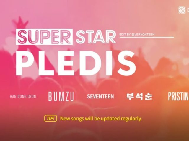 superstar pledis ダウンロード